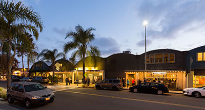 Belly Up on Cedros Ave in Solana Beach