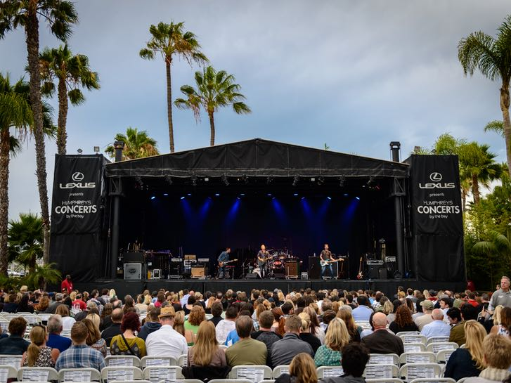 Humnpreys Concerts by the Bay