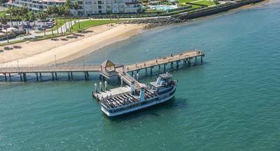 Flagship Coronado Ferry in San Diego