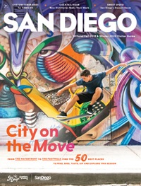 Winter 2019 San Diego Visitor Guide