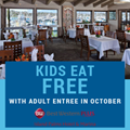 Kids Eat Free at the Blue Wave Bar & Grill