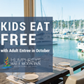 Kids Eat Free at Humphreys SoCAL Dining & Music!