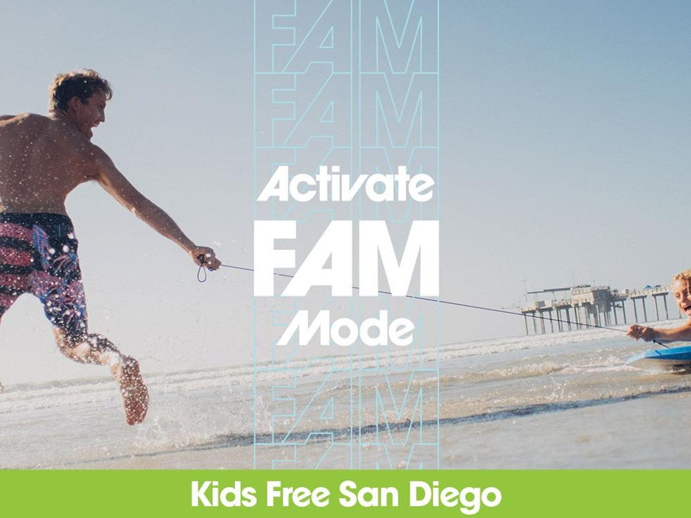 100+ Kids Free San Diego Offers All October Long