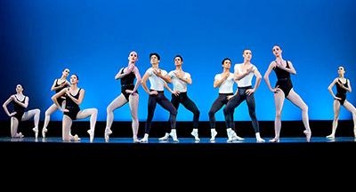 City Ballet Performance Art