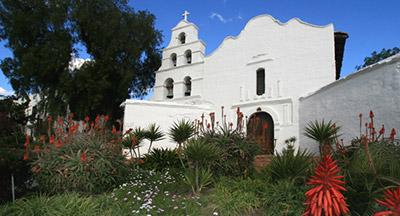 Mission Valley Mission Basilica de Alcala