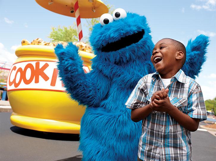Meet Your Favorite Sesame Street® Friends