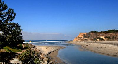 Del Mar Beach San Diego CA