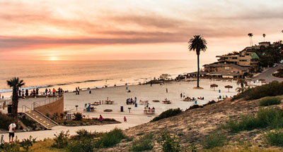 Encinitas CA in San Diego County