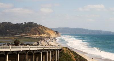 Torrey Pines Beach San Diego CA