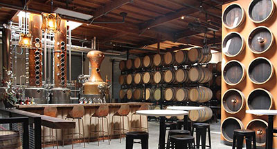 Distillery in San Diego CA