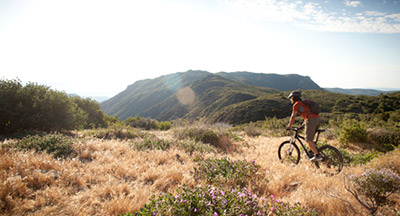 Mountain Biking in San Diego CA
