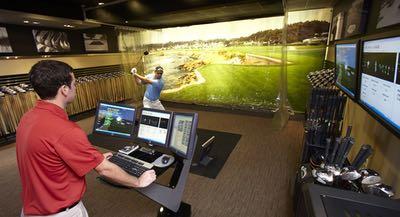 Golf Swing Analyzer by Callaway Golf Company in San Diego