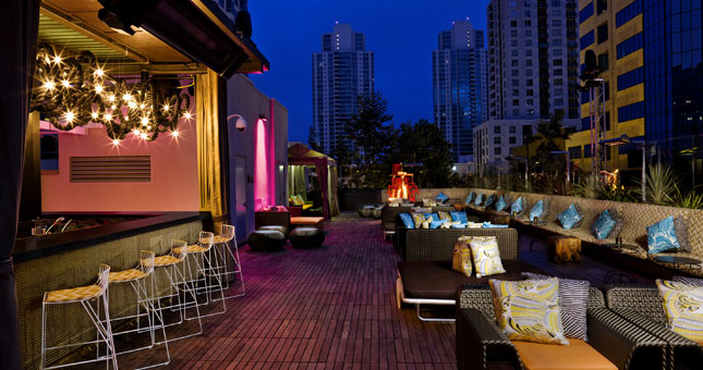rooftop bar san diego